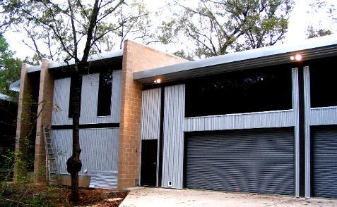 Steel Home, Steel Frame House, Steel Framed Residential Homes
